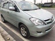 Cần bán Toyota Innova đời 2007, màu bạc xe gia đình giá 246 triệu tại Hà Nội