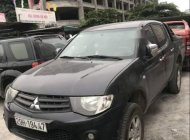 Cần bán lại xe Mitsubishi Triton sản xuất 2010, màu đen, nhập khẩu giá 265 triệu tại Hà Nội