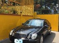 Bán xe Mercedes E200 năm 2008, màu đen, xe nhập  giá 460 triệu tại Tp.HCM