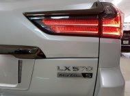 Cần bán Lexus LX 570 Blakc Edition S đời 2019, màu trắng, nhập khẩu nguyên chiếc giá 9 tỷ 450 tr tại Hà Nội