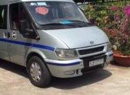 Cần bán xe Ford Transit năm 2004, màu bạc, nhập khẩu nguyên chiếc giá 140 triệu tại Sóc Trăng