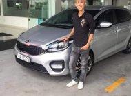 Cần bán lại xe Kia Rondo đời 2018, màu bạc, xe còn đẹp giá 650 triệu tại Nam Định