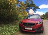 Cần bán Mazda CX 5 2.0AT đời 2016, màu đỏ, xe đẹp từ trong ra ngoài giá 750 triệu tại Tp.HCM