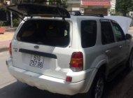 Bán xe Ford Escape XLT AT sản xuất 2002, màu bạc, nhập khẩu giá 170 triệu tại Tp.HCM