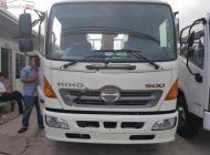 Cần bán gấp Hino 500 Series 16 T năm 2014, màu trắng chính chủ giá 1 tỷ 100 tr tại Khánh Hòa