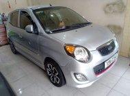 Bán Kia Morning AT sản xuất năm 2010, màu bạc, xe nhập, xe đẹp giá 252 triệu tại Hải Phòng