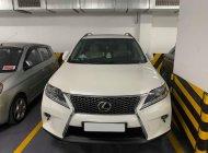 Cần bán xe Lexus RX 350 model 2014, màu trắng, nội thất kem giá 1 tỷ 420 tr tại Hà Nội
