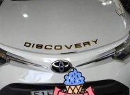 Bán Toyota Vios 1.3MT đời 2015, màu trắng  giá 395 triệu tại Khánh Hòa