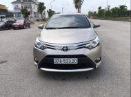 Cần bán lại xe Toyota Vios G AT sản xuất năm 2015, giá 478tr giá 478 triệu tại Nghệ An