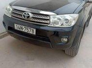 Bán xe Toyota Fortuner năm sản xuất 2010, màu đen, xe đẹp giá 450 triệu tại Quảng Ninh