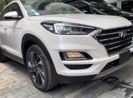 Cần bán xe Hyundai Tucson 2.0 AT TC 2019, màu trắng giá 799 triệu tại Tp.HCM