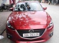 Cần bán xe Mazda 3 đời 2016, màu đỏ, nhập khẩu nguyên chiếc giá 560 triệu tại Nam Định
