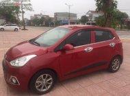 Bán Hyundai Grand i10 năm sản xuất 2016, màu đỏ, xe nhập, giá 370tr giá 370 triệu tại Hà Tĩnh