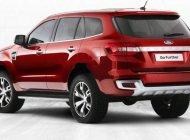 Bán Ford Everest đời 2019, màu đỏ, nhập khẩu giá 999 triệu tại Tp.HCM