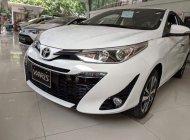 Bán Toyota Yaris 1.5G CVT sx 2019 giá tốt, xe giao ngay, hỗ trợ trả góp 85% giá trị xe giá 630 triệu tại Hà Nội