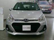 Hyundai Grand I10 1.2AT màu bạc, nhận xe ngay chỉ với 130tr, ls vay cực ưu đãi, tặng bộ phụ kiện cao cấp, LH: 0903175312 giá 405 triệu tại Tp.HCM