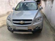 Cần bán xe Chevrolet Captiva 2010 LT số sàn, màu bạc giá 315 triệu tại Tp.HCM
