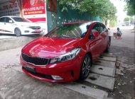 Bán Kia Cerato 1.6 AT đời 2018, màu đỏ, nhập khẩu chính chủ giá 615 triệu tại Hà Nội