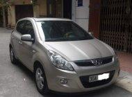 Bán gấp Hyundai i20 năm 2011, màu vàng, nhập khẩu nguyên chiếc chính chủ giá 325 triệu tại Hà Nội