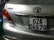 Bán Toyota Vios đời 2008, màu bạc, nhập khẩu nguyên chiếc giá 550 triệu tại Long An