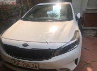 Bán Kia Cerato 1.6 AT 2018, màu trắng, chính chủ giá 600 triệu tại Hà Nội