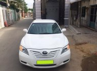 Cần bán xe Toyota Camry 2.4LE, đăng kí 2008 màu trắng nhập Mỹ giá 537 triệu tại Tp.HCM