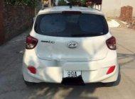 Bán lại xe Hyundai Grand i10 đời 2016, màu trắng, xe nhập chính chủ giá 320 triệu tại Bắc Ninh