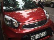 Bán Kia Morning Si 1.2AT sản xuất 2018, màu đỏ, nhập khẩu nguyên chiếc giá 385 triệu tại Hà Nội