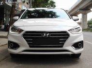 Hyundai Accent 1.4 MT màu trắng xe giao ngay, hỗ trợ vay 85%, hồ sơ nhanh chóng giá 485 triệu tại Tp.HCM