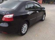 Bán Toyota Vios 1.5E năm 2011, màu đen chính chủ giá 295 triệu tại Hà Nội