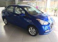 Hyundai I10 AT sedan xanh dương nhận xe ngay chỉ với 140tr, hỗ trợ đăng ký grab, tặng bộ phụ kiện cao cấp. LH: 0903175312 giá 415 triệu tại Tp.HCM