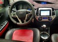 Bán Hyundai i20 1.4 AT năm 2011, màu đỏ, nhập khẩu nguyên chiếc   giá 315 triệu tại Lào Cai