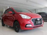 Cần bán lại xe Hyundai i10 năm 2017, màu đỏ, xe gia đình, giá 385tr giá 385 triệu tại Tp.HCM
