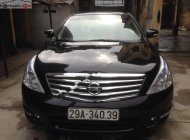 Bán Nissan Teana 2.0 AT năm 2011, màu đen, nhập khẩu số tự động, giá tốt giá 520 triệu tại Hà Nội
