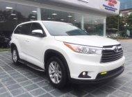 Toyota Highlander LE 2.7 AT FWD năm sản xuất 2015, màu trắng, nhập khẩu nguyên chiếc giá 1 tỷ 650 tr tại Hà Nội