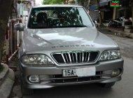 Cần bán Sangyong Musso 2.4AT máy xăng, 7 chỗ, 2 cầu đời 2004 giá 140 triệu tại Hải Phòng