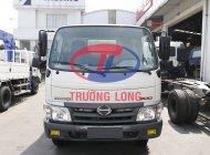 Xe ben 4 tấn 4 | Hino 300 XZU342LTKD3 (nhập khẩu) giá tốt kèm ưu đãi giá 705 triệu tại Tp.HCM