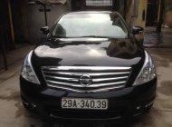 Chính chủ bán Nissan Teana sản xuất 2011, màu đen, xe nhập giá 520 triệu tại Hà Nội