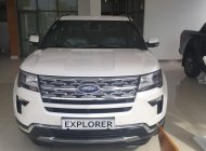 Bán xe Ford Explorer Limited mới 100%, màu trắng, xe nhập Mỹ giá 1 tỷ 999 tr tại Tp.HCM