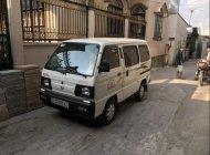 Bán xe Suzuki Super Carry Van sản xuất năm 2007, màu trắng, máy êm giá 110 triệu tại Tp.HCM