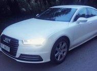 Bán Audi A7 năm 2016, màu trắng giá 3 tỷ 200 tr tại Tp.HCM