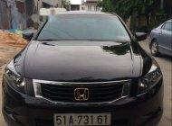 Bán Honda Accord năm 2007, màu đen, xe nhập giá 590 triệu tại Tp.HCM