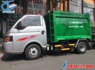 Xe chở rác JAC 3.5 khối - Xe chở rác mini giát tốit, nhập khẩu, đời mới 2019  giá 450 triệu tại Đồng Nai