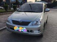 Bán lại xe Toyota Innova G năm 2008, màu bạc, giá 348tr giá 348 triệu tại Thanh Hóa