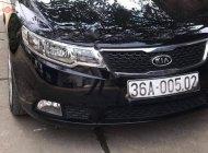 Cần bán xe Kia Forte SX 1.6 AT sản xuất 2011, màu đen  giá 350 triệu tại Thanh Hóa