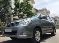 Bán Toyota Innova GSR 2011 xám bạc chính chủ tuyệt vời giá 413 triệu tại Tp.HCM