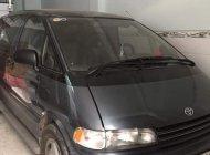 Cần bán xe Toyota Previa 2.4 AT năm sản xuất 1992, màu đen  giá 180 triệu tại Tp.HCM