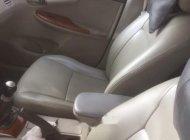 Cần bán Toyota Corolla sản xuất năm 2010, màu bạc, nhập khẩu nguyên chiếc xe gia đình, giá 365tr giá 365 triệu tại TT - Huế