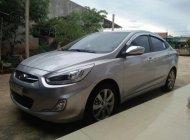 Bán Hyundai Accent sản xuất 2013, màu bạc, chính chủ  giá 400 triệu tại Gia Lai