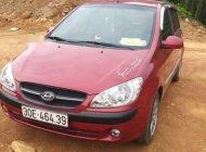 Cần bán gấp Hyundai Getz 2009, màu đỏ, xe nhập giá 195 triệu tại Hà Nội